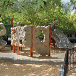 PlaygroundClimbingWall
